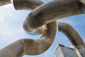 Skulptur Berlin am Tauentzien