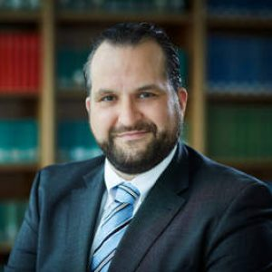Porträt Rechtsanwalt Dr. Gunnar Becker, Rechtsanwalt Arbeitsrecht Berlin