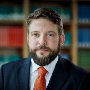 Porträt Rechtsanwalt Florian Karl Gandow, Rechtsanwalt Baurecht, Architektenrecht etc. Berlin