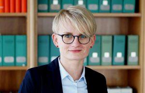 Porträt Rechtsanwältin Justyna Krus-Kandzia